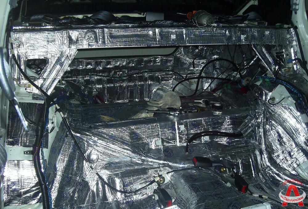 Автозвук в Челябинске. Установка